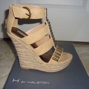 H by Halston Vera Wedges
